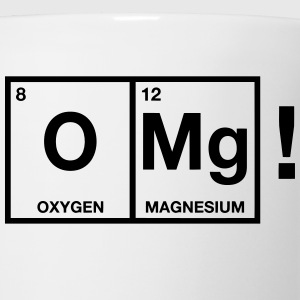 OMG! CHEMISTRY Kids' Shirts - Coffee/Tea Mug