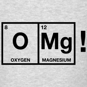 OMG! CHEMISTRY Tanks - Men's T-Shirt