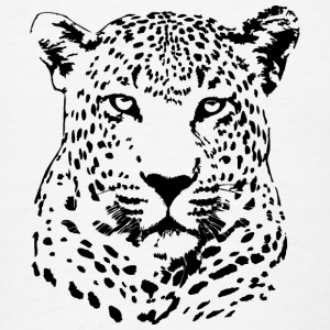 Leopard - Safari Tank Tops - Men's T-Shirt