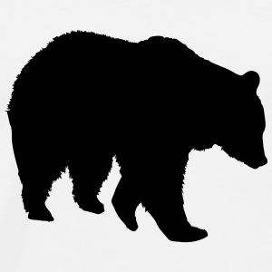 Bear - Grizzly Tanks - Men's Premium T-Shirt