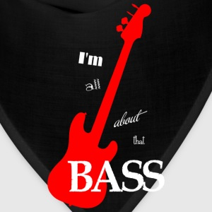 I'm All About That Bass Coffee Mug - Bandana