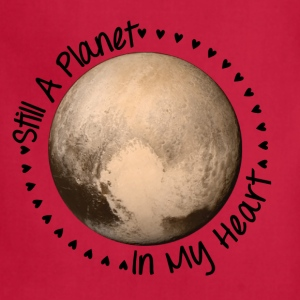 Pluto | Still a planet in my heart - Adjustable Apron