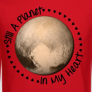 Pluto | Still a planet in my heart - Crewneck Sweatshirt