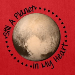 Pluto | Still a planet in my heart - Tote Bag