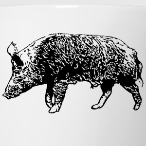 Wild Boar T-Shirts - Coffee/Tea Mug