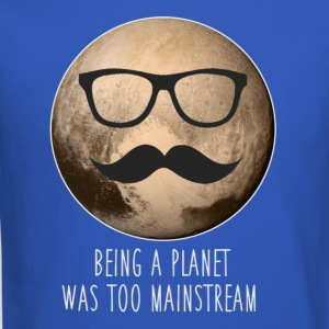 Pluto | Being a planet was too mainstream - Crewneck Sweatshirt