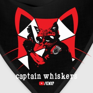 Captain Whiskers for the Ladies - Bandana
