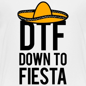 DTF DOWN TO FIESTA Kids' Shirts - Toddler Premium T-Shirt