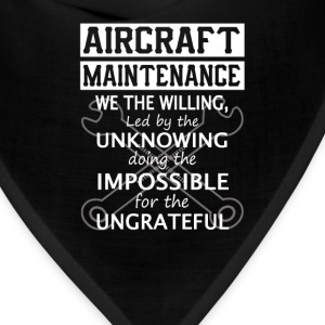 Aircraft Maintenance - Bandana