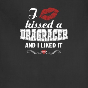I kissed DRAGRACER - Adjustable Apron