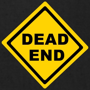 Dead End Sign Mugs & Drinkware - Eco-Friendly Cotton Tote