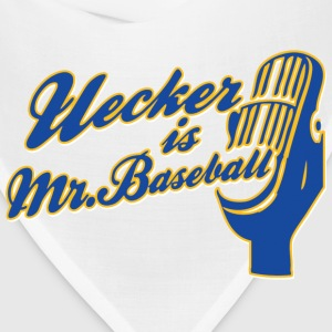 Ueck Uecker Milwaukee Mr. Baseball T-Shirts - Bandana
