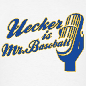 Ueck Uecker Milwaukee Mr. Baseball Hoodies - Men's T-Shirt