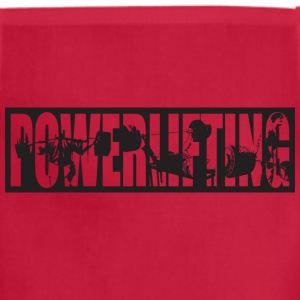 Powerlifting T-Shirts - Adjustable Apron