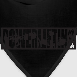Powerlifting T-Shirts - Bandana