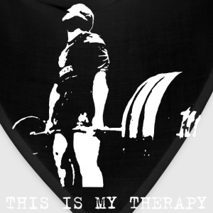 This Is My Therapy T-Shirts - Bandana