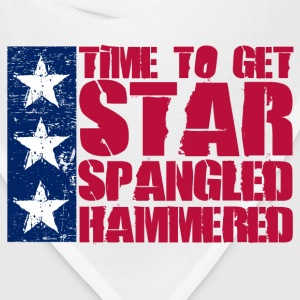 Star Spangled Hammered T-Shirts - Bandana