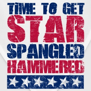 Star Spangled Hammered Women's T-Shirts - Bandana