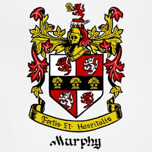 Murphy Family Crest Shield Hoodies - Adjustable Apron