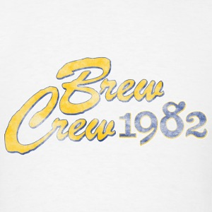 Brew Crew 1982 Milwaukee Long Sleeve Shirts - Men's T-Shirt