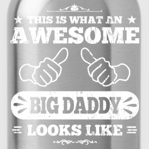 Awesome Big Daddy T-Shirts - Water Bottle