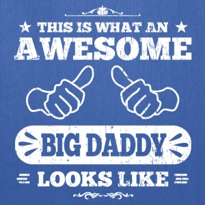 Awesome Big Daddy T-Shirts - Tote Bag