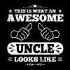 Awesome Uncle Looks Like T-Shirts - Men's Premium T-Shirt