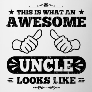 Awesome Uncle Looks Like T-Shirts - Coffee/Tea Mug