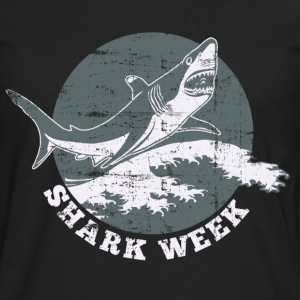 Shark Week T-Shirts - Men's Premium Long Sleeve T-Shirt