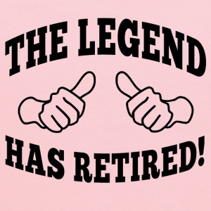the legend has retired T-Shirts - Kids' Hoodie