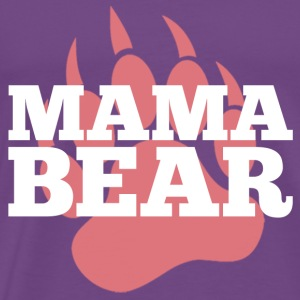 mama bear Tanks - Men's Premium T-Shirt