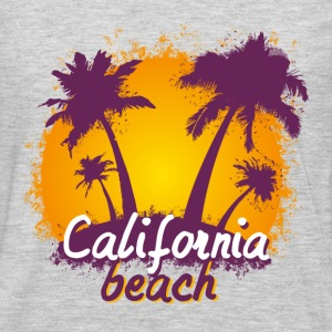California Beach - Men's Premium Long Sleeve T-Shirt