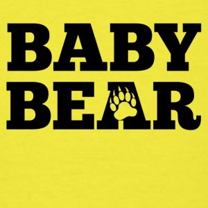 baby bear Baby & Toddler Shirts - Men's T-Shirt
