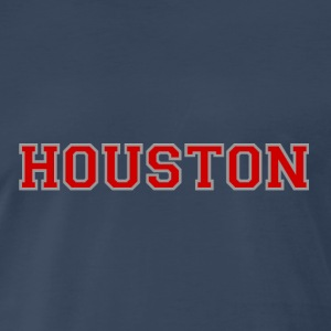 Houston Tank Tops - Men's Premium T-Shirt