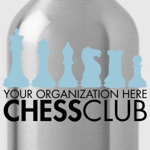 Chess Club - Water Bottle