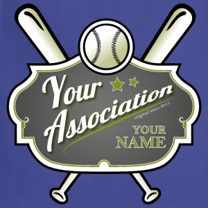 Baseball Association - Adjustable Apron
