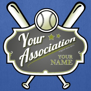 Baseball Association - Tote Bag