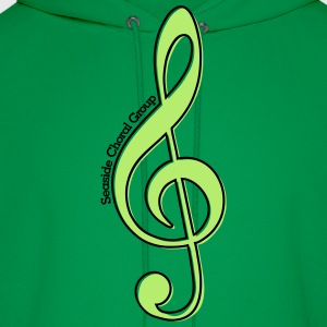 Choral Group - Men's Hoodie