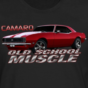 Camaro Old School Muscle - Men's Premium Long Sleeve T-Shirt