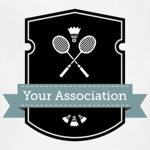 badminton association - Adjustable Apron