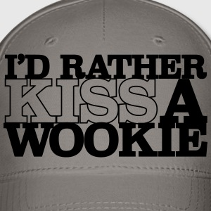 I'd Rather Kiss A Wookie - Baseball Cap