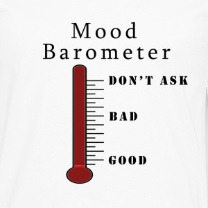 Mood Barometer - Men's Premium Long Sleeve T-Shirt