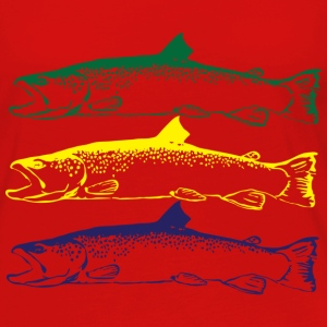 Trout - Women's Premium Long Sleeve T-Shirt