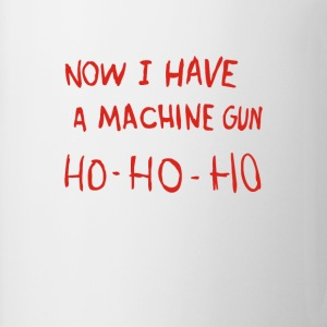 Die Hard - Now I Have A Machine Gun Ho-Ho-Ho - Coffee/Tea Mug