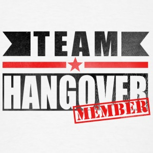 TEAM HANGOVER Caps - Men's T-Shirt