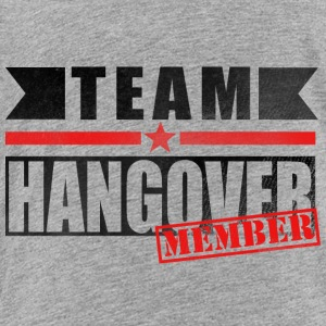 TEAM HANGOVER Sweatshirts - Toddler Premium T-Shirt