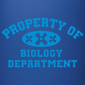 Property Of Biology Department - Full Color Mug