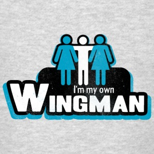 I'm my own Wingman Tanks - Men's T-Shirt