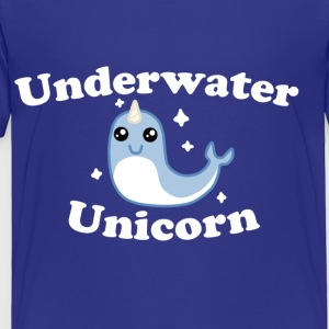 Underwater Unicorn T-shirt! - Toddler Premium T-Shirt
