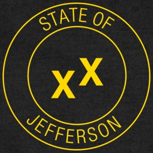 State of Jefferson T-Shirts - Sweatshirt Cinch Bag